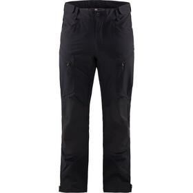 Haglöfs Rugged Mountain Pants Long Size Men, true black solid short